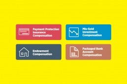 Financial Services Advertising campaign icons
